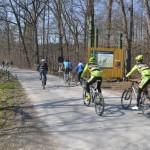 38 Rajd rowerowy z okazji Wiosny