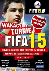 PLAKAT FIFA15