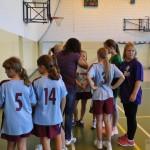 28 IMS Piłka nożna dziewcząt 16.10.2015