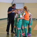 57 IMS Piłka nożna dziewcząt 16.10.2015