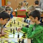 1 Szkolny Turniej Szachowy w SP Wojnicz 2015