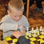 13 Szkolny Turniej Szachowy w SP Wojnicz 2015