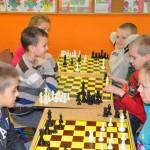 2 Szkolny Turniej Szachowy w SP Wojnicz 2015