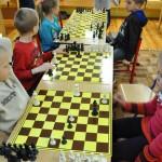 3 Szkolny Turniej Szachowy w SP Wojnicz 2015