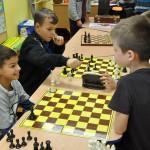 4 Szkolny Turniej Szachowy w SP Wojnicz 2015