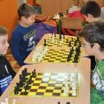 6 Szkolny Turniej Szachowy w SP Wojnicz 2015