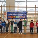 16 Półfinał powiatowy t.s. drużyna 2015