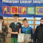 17 Półfinał powiatowy t.s. drużyna 2015