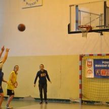 5 GMS Finał powiatowy KOSZ 2016