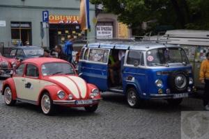 2 Oldskulowe samochody w Wojniczu 2016