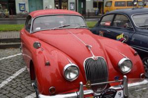 8 Oldskulowe samochody w Wojniczu 2016
