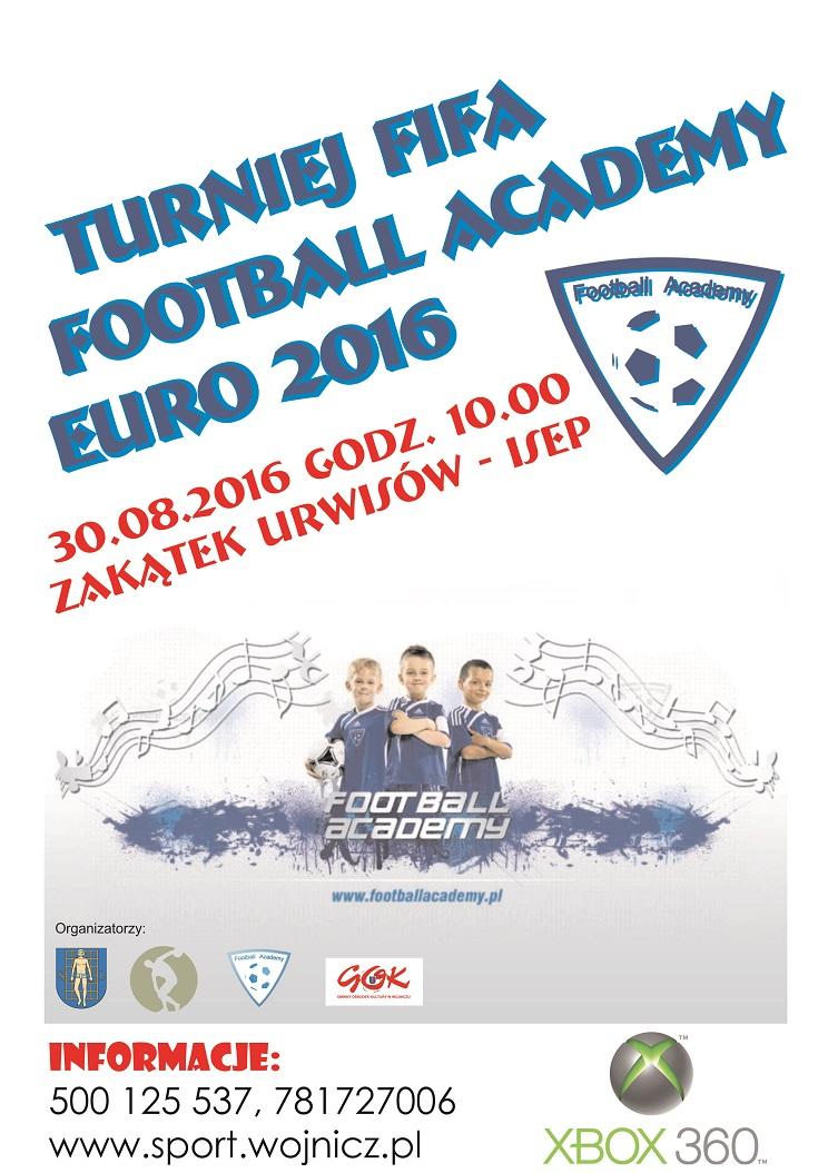 football academy euro MAŁY