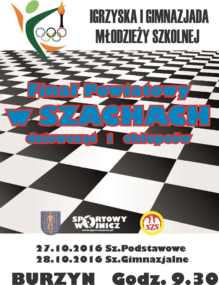 szach-final-powiatowy-2016-plakat-maly
