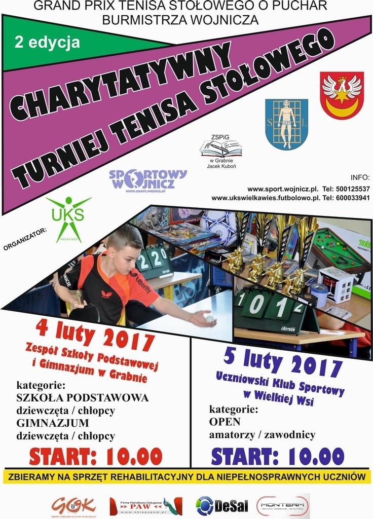 Charytatywny turniej tenisa stołowego 2017 (Kopiowanie)