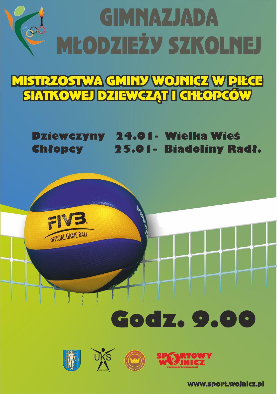 GMS Siatkówka 2016-17