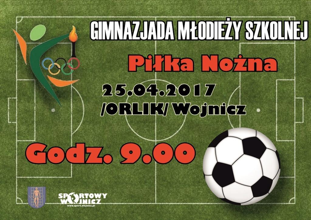 GMS Piłka Nożna Orlik 2017