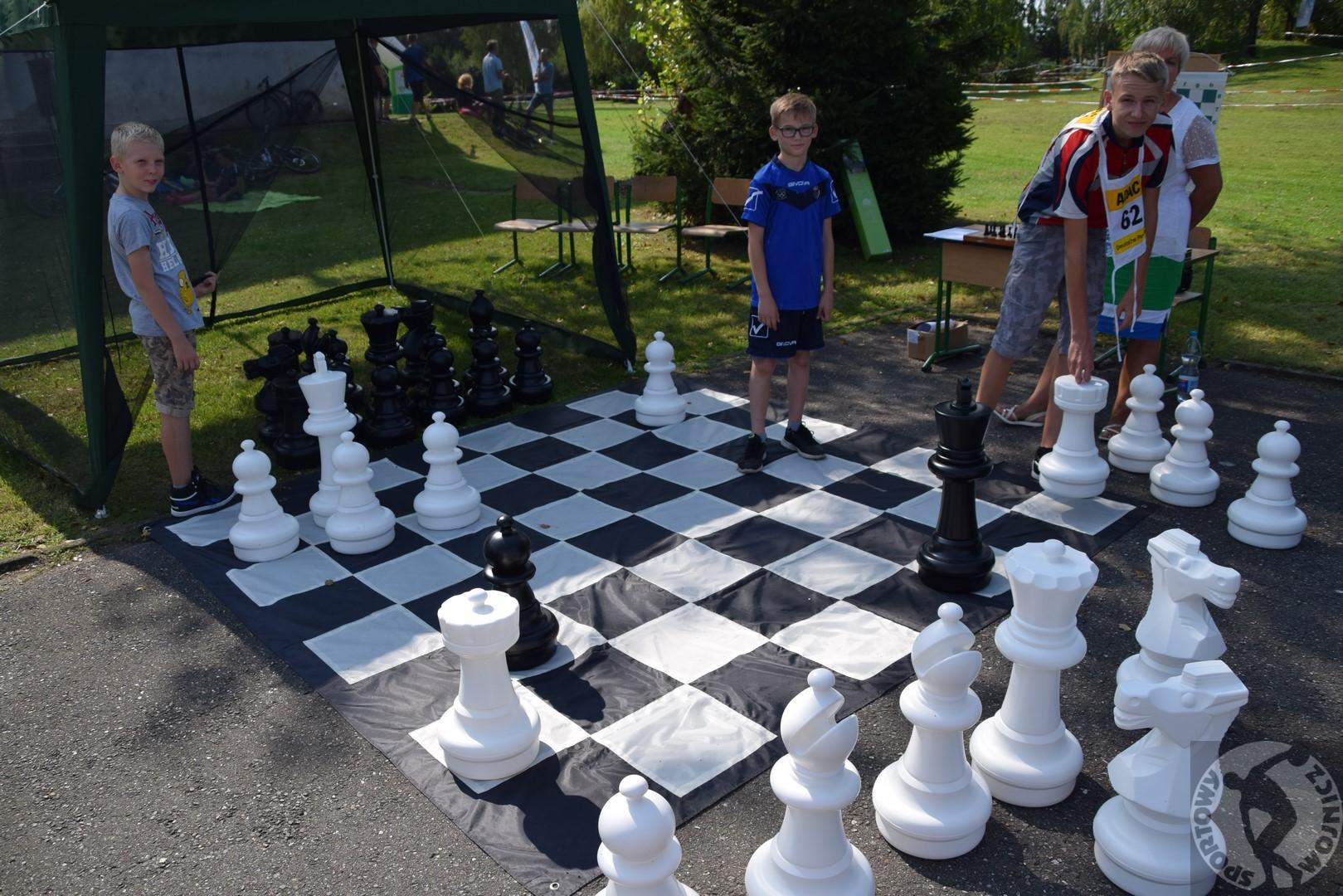 12 Plenerowy turniej szachowy 2017