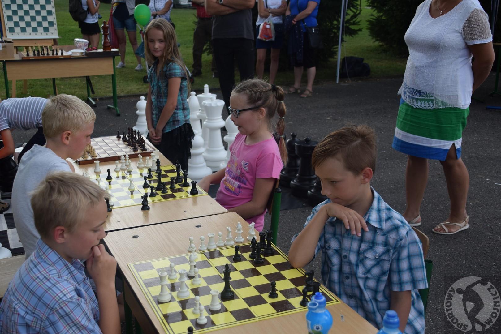 28 Plenerowy turniej szachowy 2017