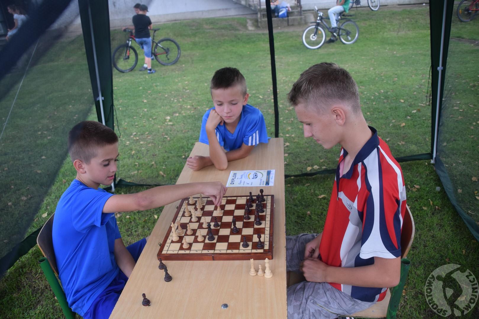 31 Plenerowy turniej szachowy 2017